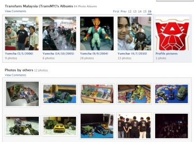 TransMY @ Facebook Page