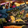 Texas Combaticons Military Transformers